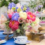 Alice in Wonderland Tea Party via Kara's Party Ideas KarasPartyIdeas.com (2)
