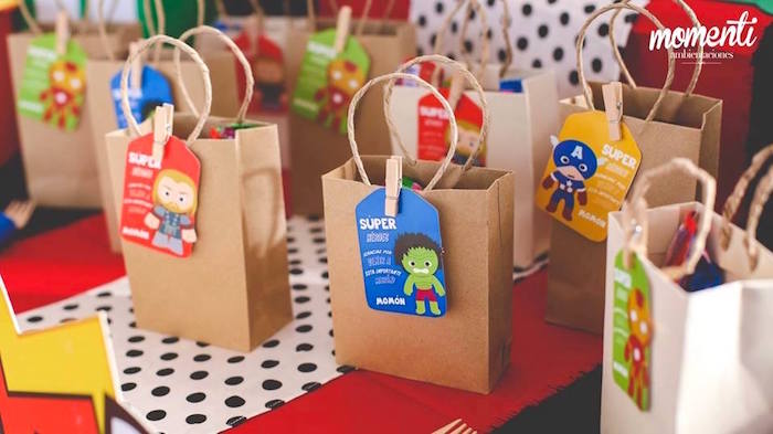 Karas Party Ideas Modern Avengers Birthday Party Karas Party Ideas