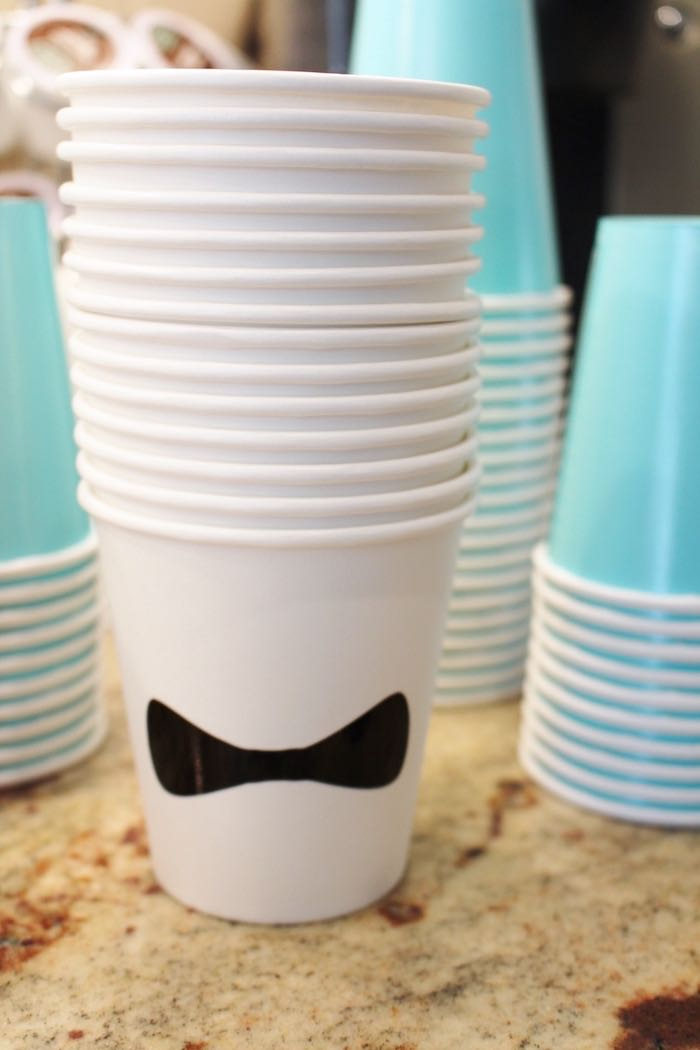 Cups from a Breakfast at Tiffany's Birthday Party via Kara's Party Ideas KarasPartyIdeas.com (16)