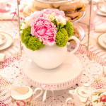 Colorful Tea Party via Kara's Party Ideas | KarasPartyIdeas.com (2)