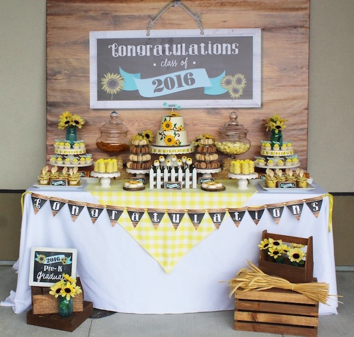 Graduation Party Ideas: Kara's Party Ideas Country Fair Graduation Party