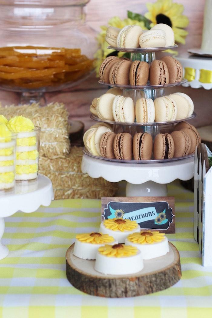 Sweets From A Country Fair Graduation Party Via Karas Ideas KarasPartyIdeas 17