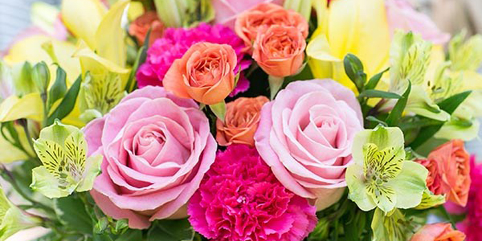 Floral Mother's Day Brunch via Kara's Party Ideas   KarasPartyIdeas.com (2)