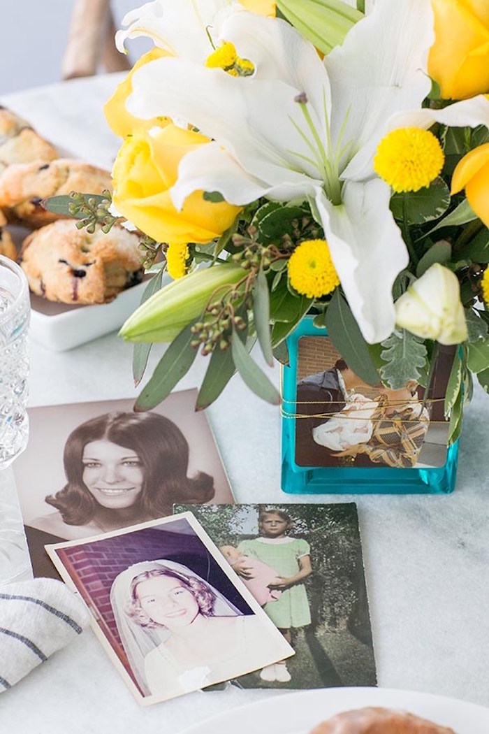 Details from a Floral Mother's Day Brunch via Kara's Party Ideas | KarasPartyIdeas.com (10)
