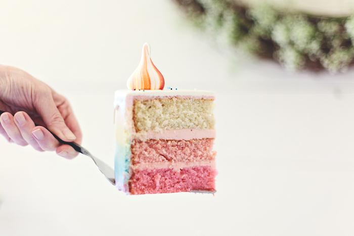 Glam Pastel Unicorn Themed Birthday Party via Kara's Party Ideas | KarasPartyIdeas.com (4)