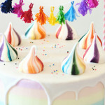 Glam Pastel Unicorn Themed Birthday Party via Kara's Party Ideas | KarasPartyIdeas.com (1)