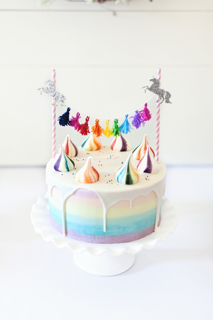 Gorgeous Birthday Cake Pinterest