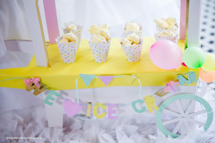 Mini meringue kisses from an Ice Cream Shop Birthday Party via Kara's Party Ideas KarasPartyIdeas.com (10)