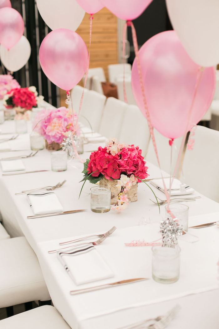 Kara S Party Ideas Japanese Cherry Blossom 1st Birthday
