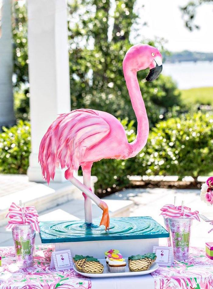Kara S Party Ideas Lilly Pulitzer Inspired Tropical Bridal