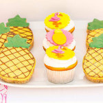 Lilly Pulitzer-Inspired Tropical Bridal Luncheon via Kara's Party Ideas | KarasPartyIdeas.com (2)