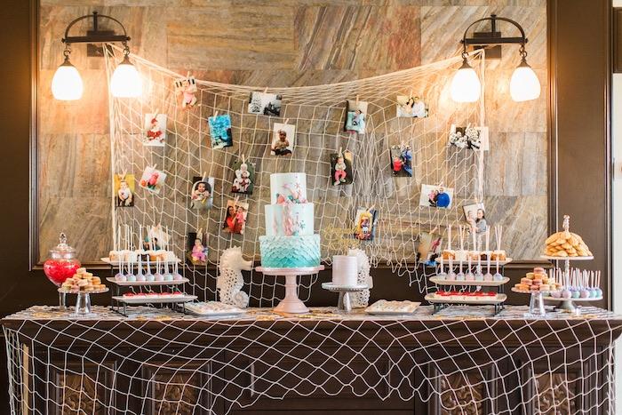 Kara's Party Ideas Mermaids & Pirates Birthday Party ...