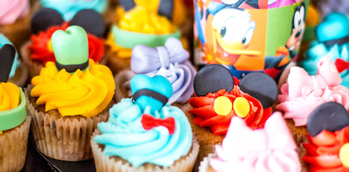 Kara S Party Ideas Mickey Mouse Clubhouse Themed Birthday Party