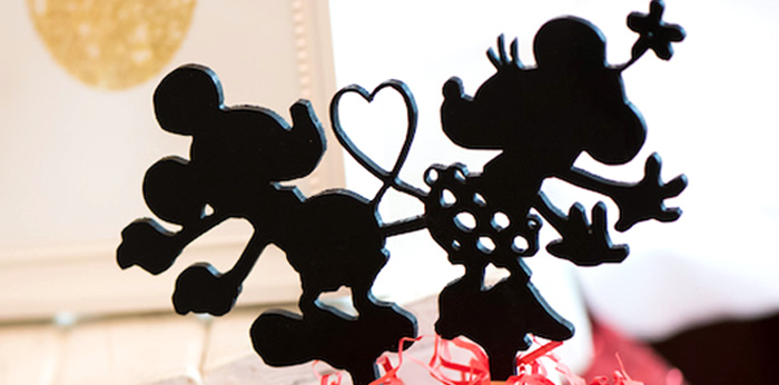 Minnie Mouse Birthday Party via Kara's Party Ideas | KarasPartyIdeas.com (1)