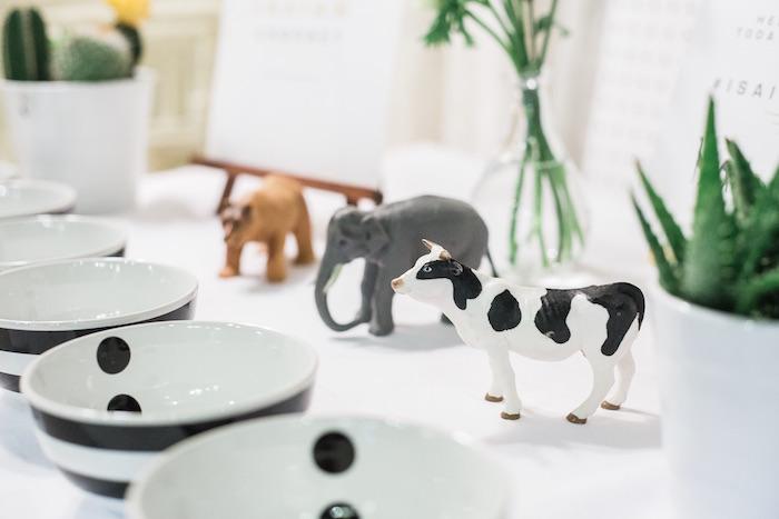 Animals from a Modern Animal Birthday Party via Kara's Party Ideas | KarasPartyIdeas.com (24)