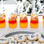 Modern Science Themed Birthday Party via Kara's Party Ideas KarasPartyIdeas.com (1)