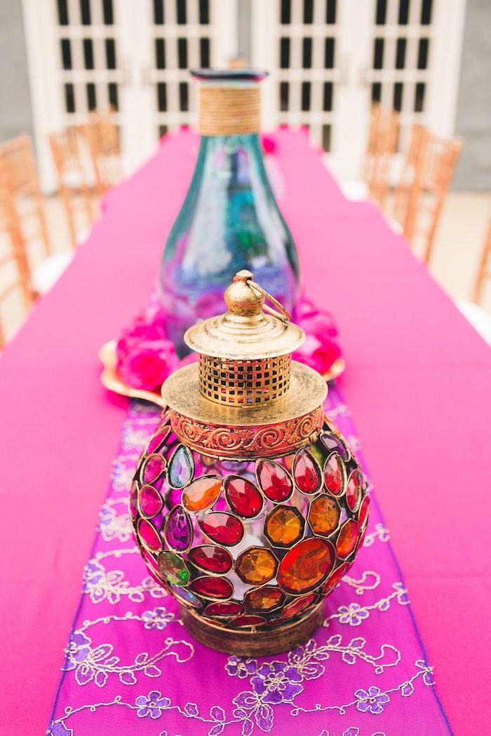 Kara S Party Ideas Moroccan Genie Party Kara S Party Ideas