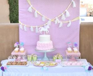 Pastel Unicorn Themed Birthday Party via Kara's Party Ideas   KarasPartyIdeas.com (31)
