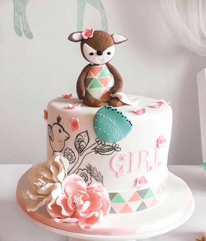 Cute Little Boy Birthday Cakes