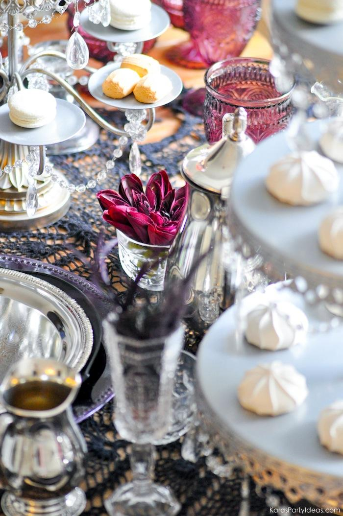 Serafina and the Twisted Staff Tea Party by Kara's Party Ideas | KarasPartyIdeas.com | Kara Allen | Book Release!-23