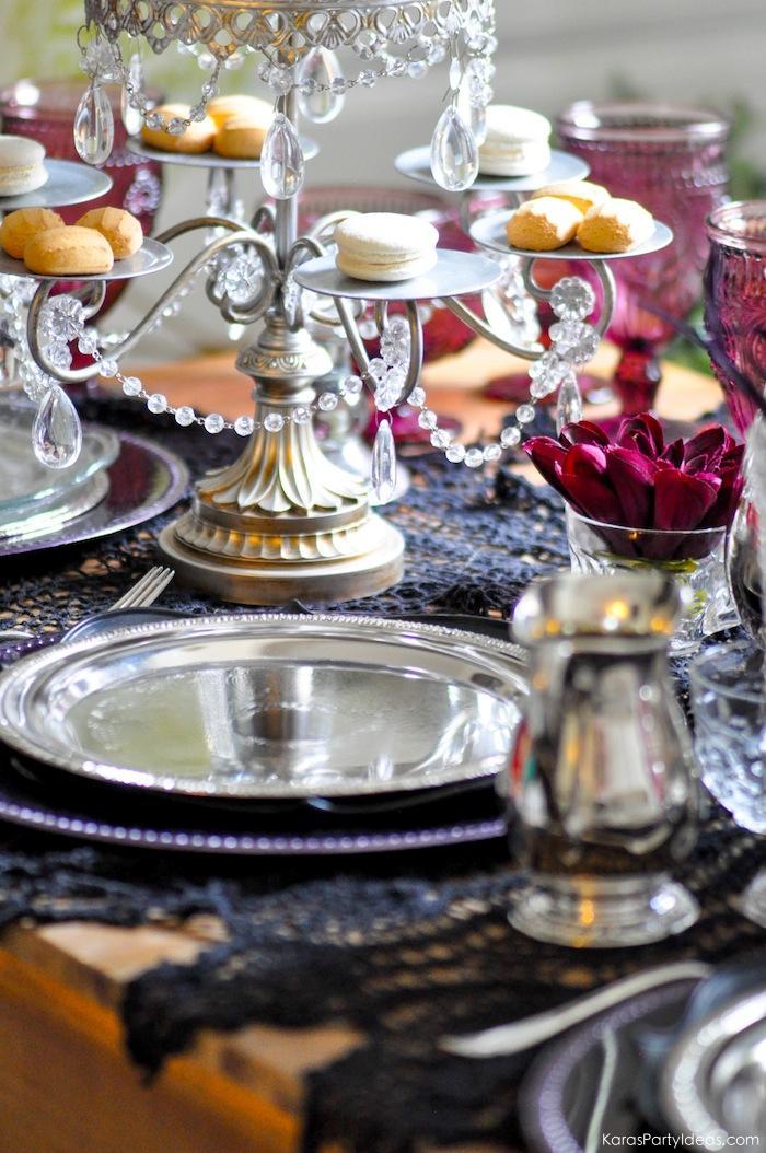 Serafina and the Twisted Staff Tea Party by Kara's Party Ideas | KarasPartyIdeas.com | Kara Allen | Book Release!-25
