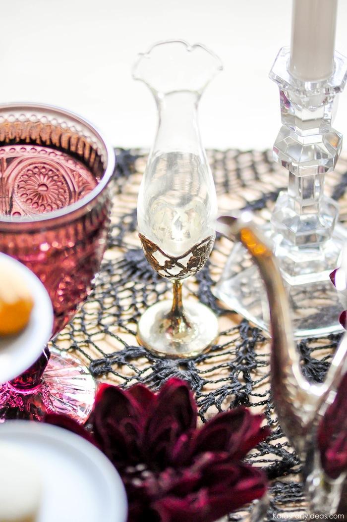 Serafina and the Twisted Staff Tea Party by Kara's Party Ideas | KarasPartyIdeas.com | Kara Allen | Book Release!-35