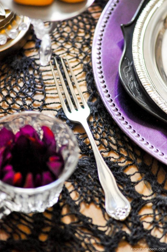 Serafina and the Twisted Staff Tea Party by Kara's Party Ideas | KarasPartyIdeas.com | Kara Allen | Book Release!-36