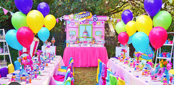 Shopkins Birthday Party via Kara's Party Ideas | KarasPartyIdeas.com (3)