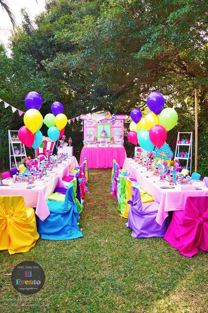 Partyscape from a Shopkins Birthday Party via Kara's Party Ideas | KarasPartyIdeas.com (22)