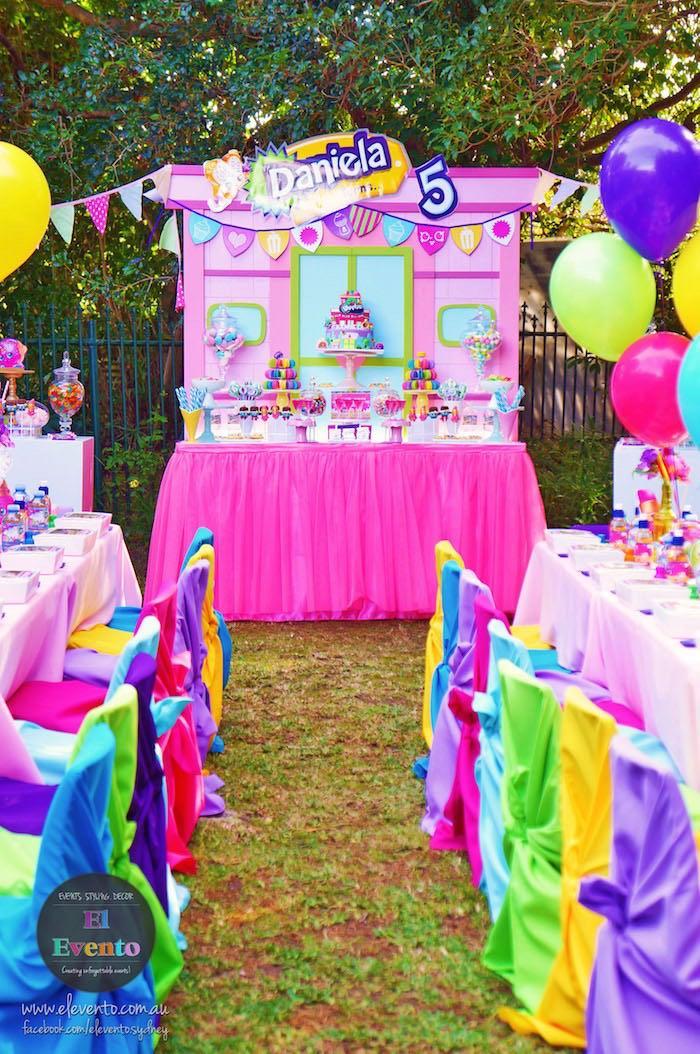 Kara S Party Ideas Trendy Shopkins Birthday Party Kara S