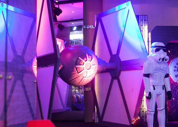 Party decor from a Star Wars Birthday Party via Kara's Party Ideas | KarasPartyIdeas.com (30)