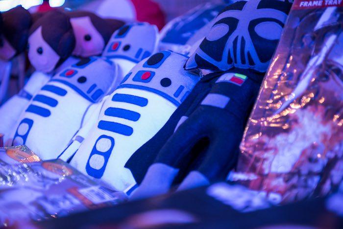 Plush character favors from a Star Wars Birthday Party via Kara's Party Ideas | KarasPartyIdeas.com (24)