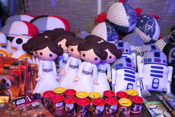 Favors from a Star Wars Birthday Party via Kara's Party Ideas | KarasPartyIdeas.com (18)