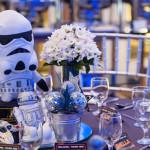 Star Wars Birthday Party via Kara's Party Ideas | KarasPartyIdeas.com (1)