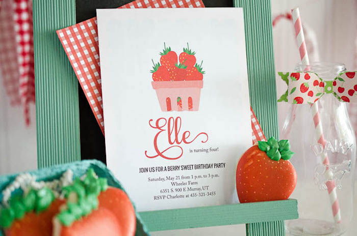 Vintage Chic Farmers Party Name Cards Farm Birthday Buffet Tags