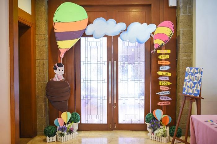 Kara S Party Ideas Quot Oh The Places You Ll Go Quot Dr Seuss
