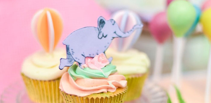 """Oh the Places You'll Go"" Dr. Seuss Birthday Party on Kara's Party Ideas   KarasPartyIdeas.com (3)"