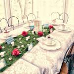Alice in Wonderland Birthday Party via Kara's Party Ideas | KarasPartyIdeas.com (1)