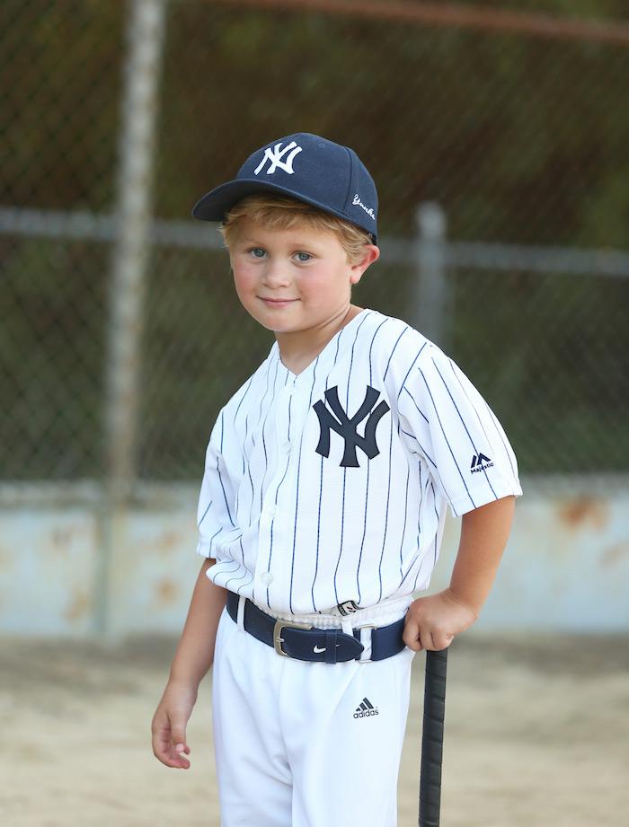 Baseball + Yankees Inspired Birthday Party via Kara's Party Ideas | KarasPartyIdeas.com (5)