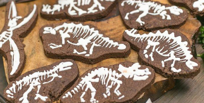Dinosaur Birthday Party via Kara's Party Ideas | KarasPartyIdeas.com (1)