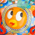 Disney's Orange Bird Birthday Pool Party via Kara's Party Ideas KarasPartyIdeas.com (1)