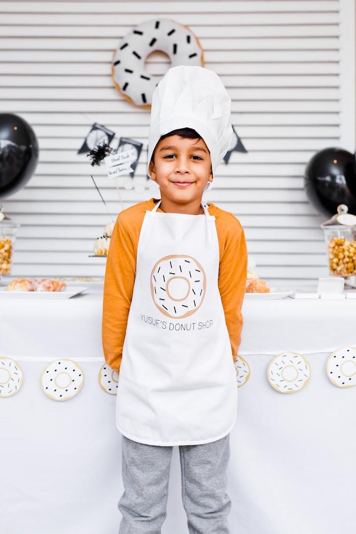 Donut Birthday Bash on Kara's Party Ideas | KarasPartyIdeas.com (11)