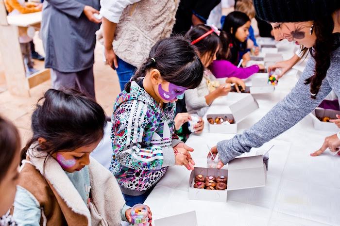 Donut Birthday Bash on Kara's Party Ideas | KarasPartyIdeas.com (4)