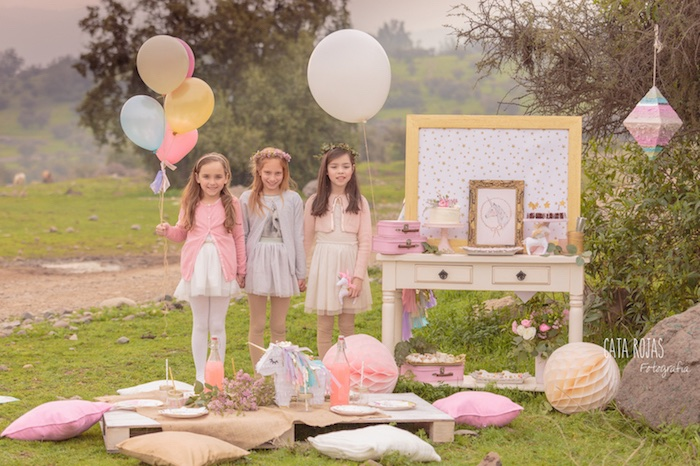Dreamy Unicorn Birthday Party on Kara's Party Ideas | KarasPartyIdeas.com (19)