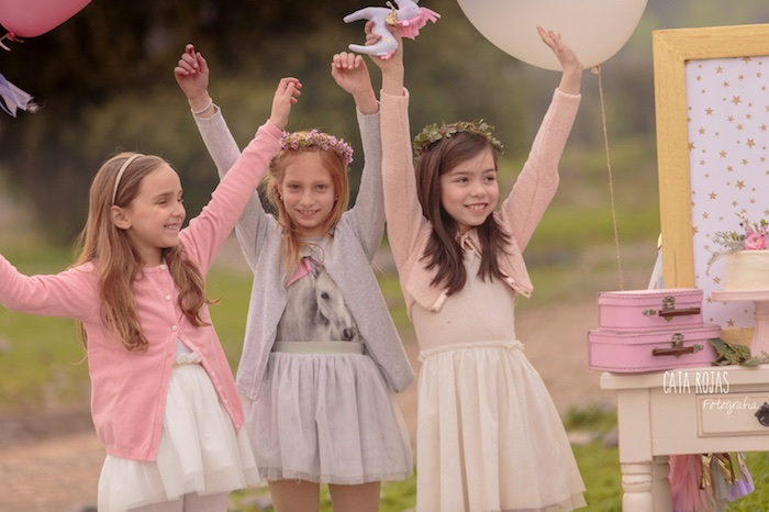 Dreamy Unicorn Birthday Party on Kara's Party Ideas | KarasPartyIdeas.com (18)