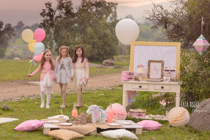 Dreamy Unicorn Birthday Party on Kara's Party Ideas | KarasPartyIdeas.com (16)