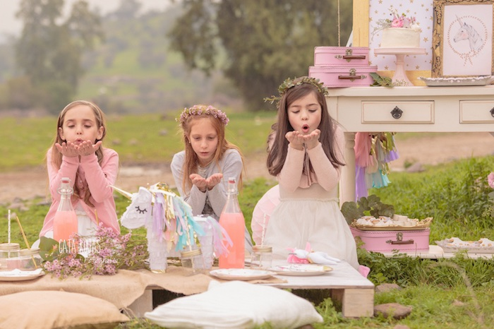 Dreamy Unicorn Birthday Party on Kara's Party Ideas | KarasPartyIdeas.com (12)