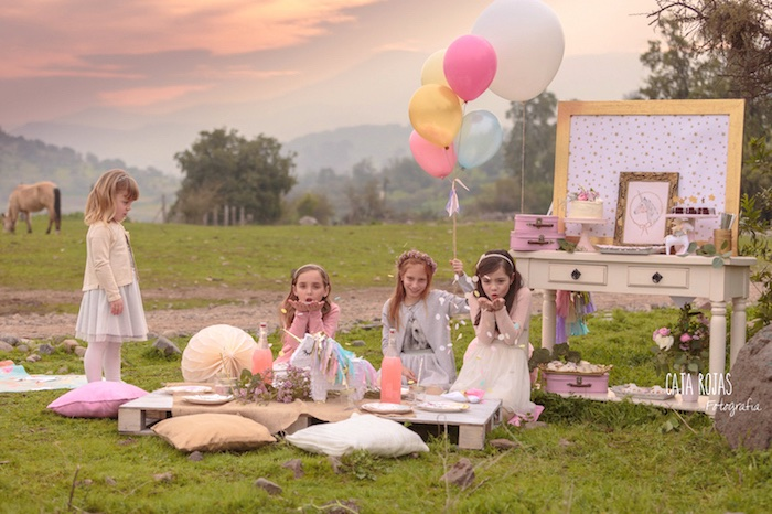 Dreamy Unicorn Birthday Party on Kara's Party Ideas | KarasPartyIdeas.com (11)