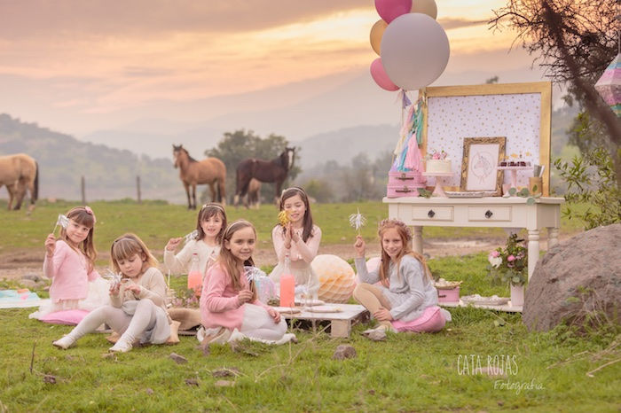 Dreamy Unicorn Birthday Party on Kara's Party Ideas | KarasPartyIdeas.com (6)