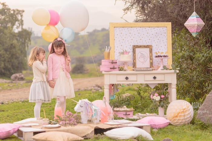 Dreamy Unicorn Birthday Party on Kara's Party Ideas | KarasPartyIdeas.com (29)